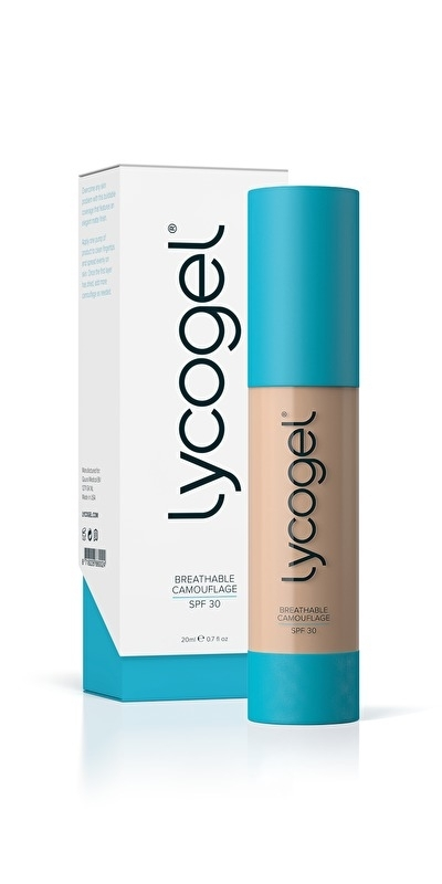 Lycogel Breathable Camouflage 20 ml