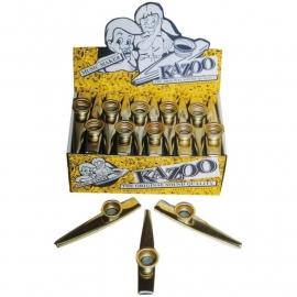 Metalen kazoo van Schwarz