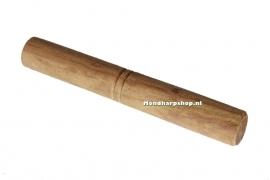 Houten klankschaal stick