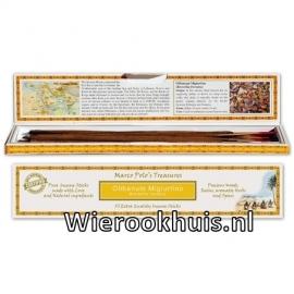 Marco Polo's Treasures: Olibanum Migiurtino
