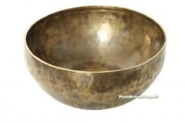 Klankschaal hand gehamerd - 1450 - 1550 gram