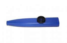 Plastic kazoo, blauw