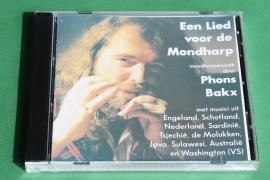CD: Een Lied voor de Mondharp - Phons Bakx