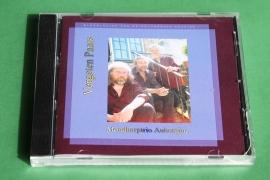 CD: Vergeten Paars (Bloemlezing) - Mondharptrio Aubergine