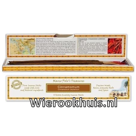 Marco Polo's Treasures: Cinnamomum