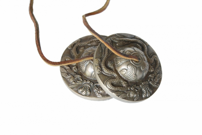 Tingsha middelgroot - Draken