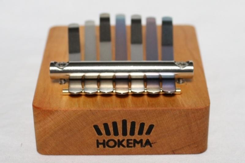 Hokema Kalimba B7 - Pentatonisch C