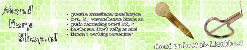 Mondharpshop.nl - Mondharp internetwinkel
