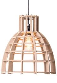 Hanglamp De Lingehof Cone Naturel Ø50