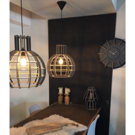 Hanglamp De Lingehof Globe Semi-Grijs Ø40