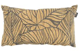 Hartman Lily Yellow SEAQUAL Lendekussen 50x30 cm