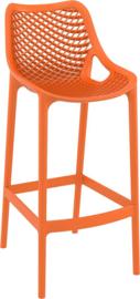 Barkruk Air 75 Oranje