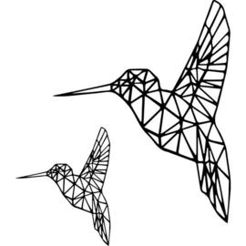 Fabryk Design FBRK. Dubbele Kolibrie