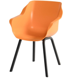 Hartman Sophie Element Armchair Indian Orange ACTIE: Gratis Kussen!