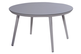 Hartman Sophie Studio Tuintafel Misty Grey Ø128cm