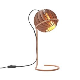 Atmosfeer Bureaulamp Licht Roze