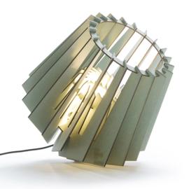Spot-Nik Vloerlamp Mint Groen