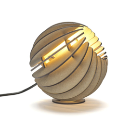 Atmosfeer Tafellamp Licht Grijs