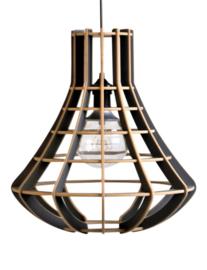 Hanglamp De Lingehof Luster Semi-grijs Ø50
