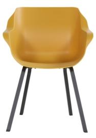 Hartman Sophie Element Armchair Curry Yellow ACTIE: Gratis Kussen!