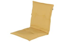 Hartman Cuba Yellow Lage Rug Tuinstoelkussen 100x50 cm