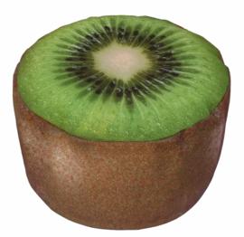 Opblaasbare Fruit Poef Kiwi