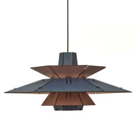 PM5 Pendant Lamp Blauw-Roze
