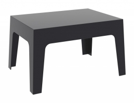Tafel Box Zwart