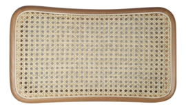 Webbing Rug Eiken Finish
