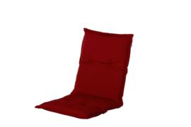 Hartman Havana Red Lage Rug Tuinstoelkussen 100x50 cm