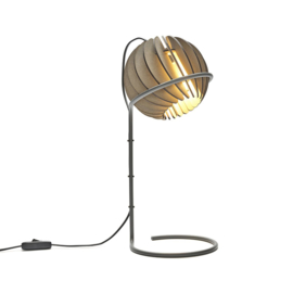 Atmosfeer Bureaulamp Grijs