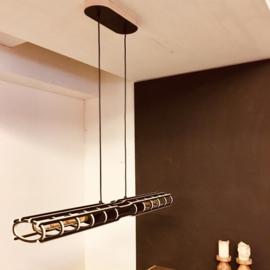Hanglamp De Lingehof SBS 100 Semi-zwart