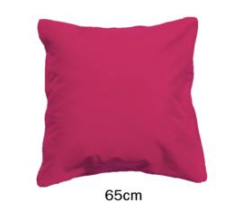 LED Kussen Roze 65cm