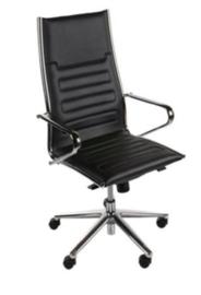 Bureaustoel Classic+ Zwart