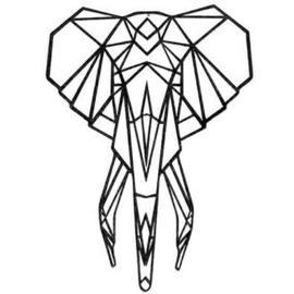 Fabryk Design FBRK. Olifant