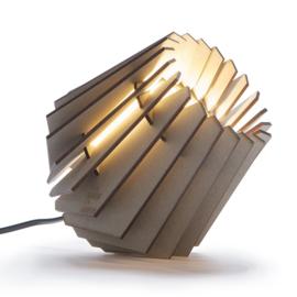 Mini-Spot Tafellamp Grijs