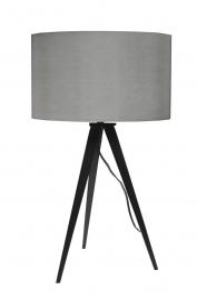 Zuiver Tripod Tafellamp Zwart-Grijs