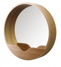 Zuiver Round Wall 40cm Spiegel