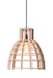 Hanglamp De Lingehof Cone Naturel Ø35