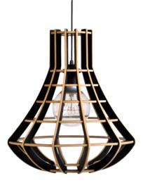 Hanglamp De Lingehof Luster Semi-zwart Ø50