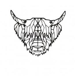Fabryk Design FBRK. Schotse Hooglander