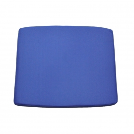 Kussen Driade Toy Stoel Koningsblauw