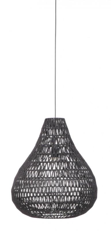 Cable Drop Hanglamp Zwart