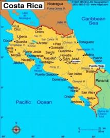 Costa Rica Tarrazu koffiebonen