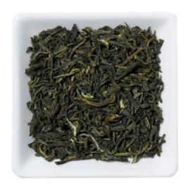 Groene thee / Zet advies:  Temperatuur 70°C   infusie 2-3 minuten.