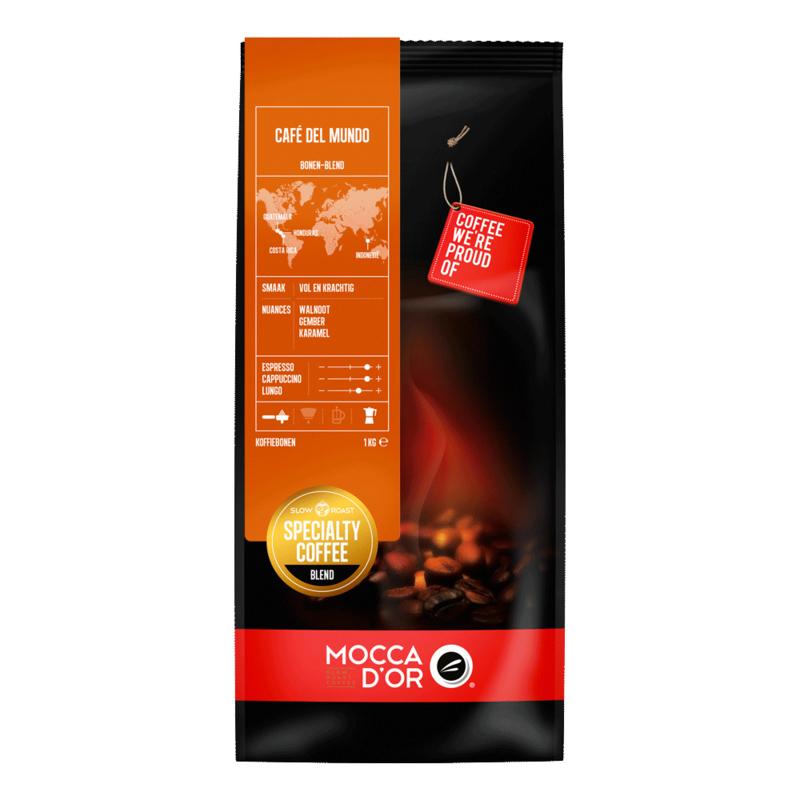 Café del Mundo koffiebonen
