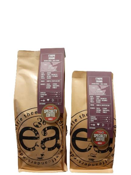 Ethiopia Sidamo koffiebonen