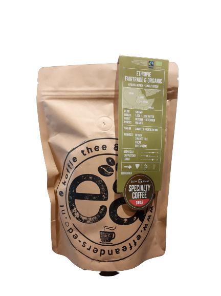 Ethiopië biologische koffiebonen