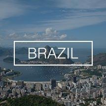 Koffiebonen uit Brazilië