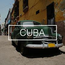 Koffiebonen uit Cuba